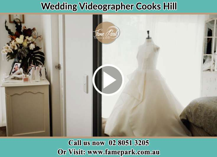 The wedding gown Cooks Hill