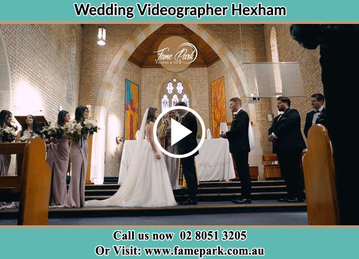 The wedding ceremony Hexham NSW 2322