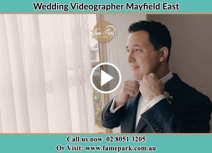 Groom already prepared Mayfield East NSW 2304