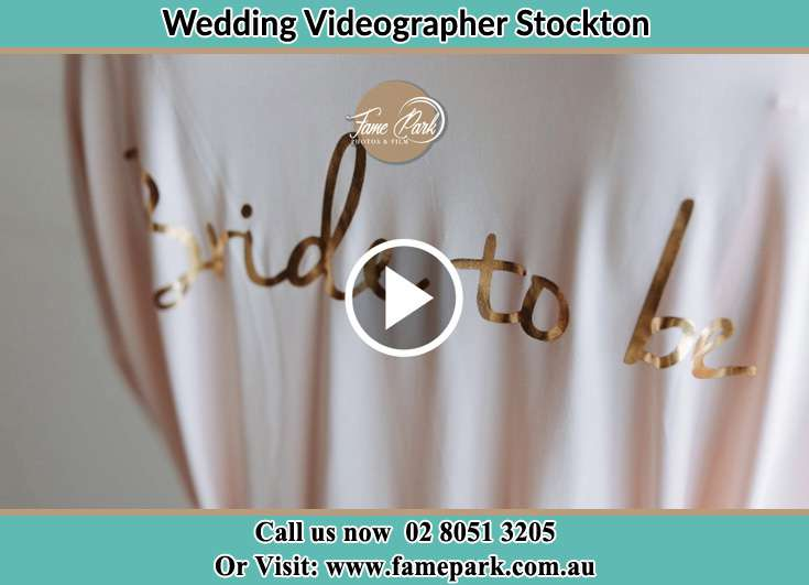 Bride to be banner Stockton NSW 2295