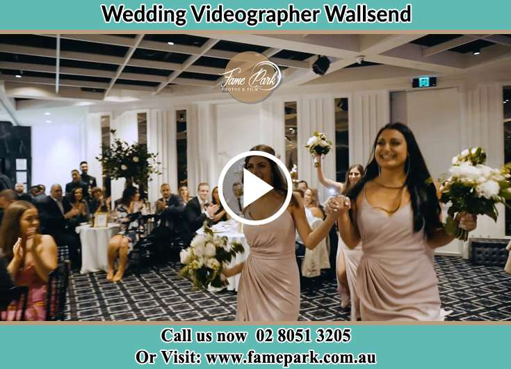 The Bridesmaids dancing Wallsend NSW 2287